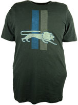 '47 Men's Detroit Lions Retro Logo Scrum T-Shirt