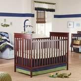 NoJo Alligator Blues 4-Piece Crib Bedding Set