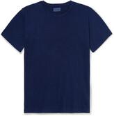 Thumbnail for your product : Blue Blue Japan Logo-Print Cotton-Jersey T-Shirt