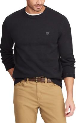 Chaps Men's Classic-Fit Crewneck Sweater