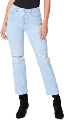 Paige Colette Relaxed Crop Jeans
