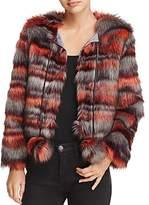 Ramy Brook Krissy Faux-Fur Jacket