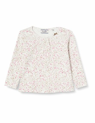 Sanetta Baby Girls Fiftyseven Shirt Ivory Toddler T Set