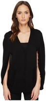 Thomas Wylde Bridget - Detailed Cape Women's Sweater