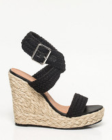 Le Château Rope Strappy Wedge