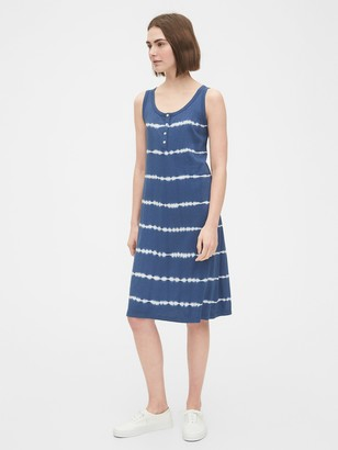 Gap Henley Knit Dress