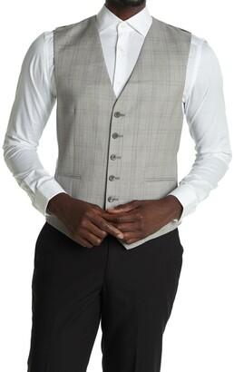 Reiss Tudor Modern Fit Suit Waistcoat Vest