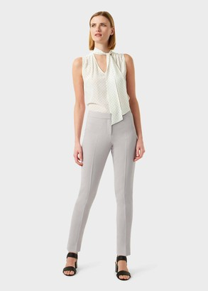 Hobbs Alexia Tapered trousers With Stretch