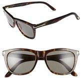 Tom Ford Andrew 54mm Sunglasses