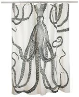 Thomaspaul - Octopus Shower Curtain