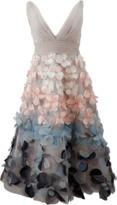 Marchesa Petal Gown