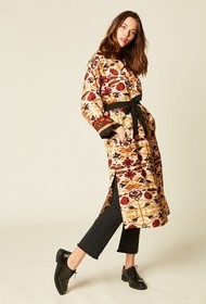 Stella Forest Printed Robe - 38 (10)