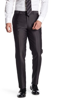 """English Laundry Gray Trim Fit Suit Separate Trousers - 30-32"""" Inseam"""