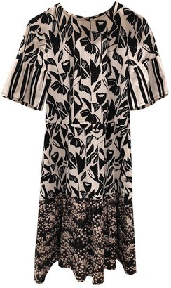 Suno Cotton Dress for Women