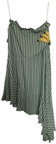 Adriana Degreas Green Skirt for Women