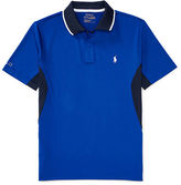 Ralph Lauren 8-20 Tech Mesh Polo Shirt