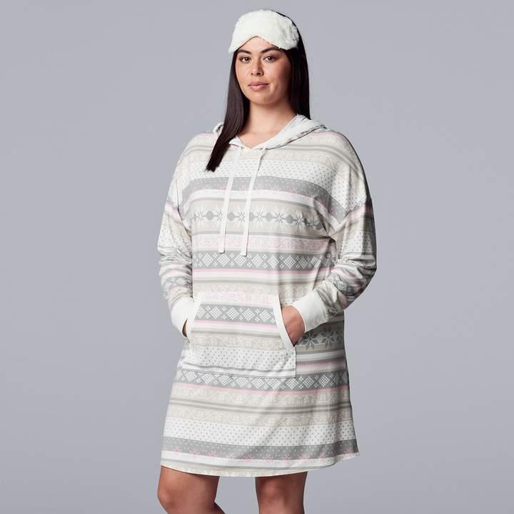 Simply Vera Vera Wang Bras Modern Lace T-Shirt Bra