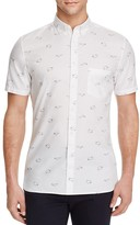 Barney Cools Short Sleeve Slim Fit Button Down Shirt