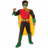 Batman Robin 5-pc. Dress Up Costume