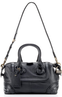 Derek Lam Consuelo Bag with Lock and Shoulder Strap