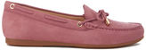MICHAEL Michael Kors Women's Sutton Moc Suede Driving Shoes Wild Rose