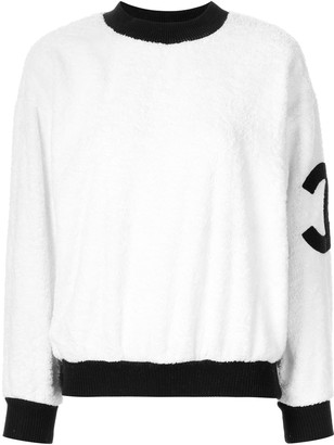 Chanel Pre Owned CC long sleeve jumper