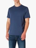 Paul Smith Logo Cotton Crew Neck T-Shirt