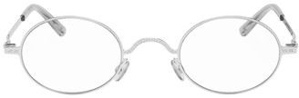 Maison Margiela Silver Mykita Edition MMCRAFT005 Glasses