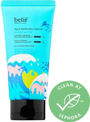 belif Aqua Bomb Jelly Cleanser