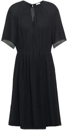 Filippa K Flared Crepe Dress