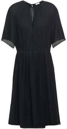 Filippa K Flared Crepe Dress