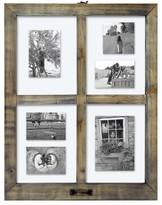 Threshold 4 Opening Windowpane Collage Frame