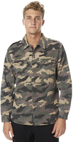 Rusty Kenwood Ls Mens Shirt