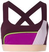 NO KA 'OI No Ka' Oi - Hina sports bra - women - Polyamide/Spandex/Elastane - 0