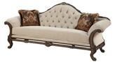 "Oakhill Chenille 90"" Rolled Arm Sofa Astoria Grand"