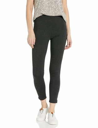 Daily Ritual Amazon Brand Women's Ponte Side-Zip Ankle Pant