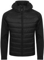 C.P. Company Goggle Hood Jacket Black