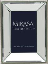 Mikasa 4 x 6 Champagne Mirror Frame
