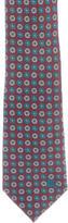 Burberry Silk Jacquard Tie