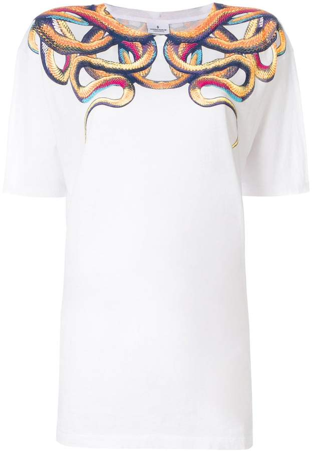 Marcelo Burlon County of Milan Snakes T-shirt