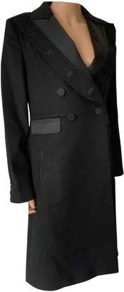 H&M Stella Mc Cartney For Stella Mc Cartney For Black Wool Coat for Women