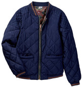 Jessica Simpson Poly Quilted Reversible Jacket (Big Girls)
