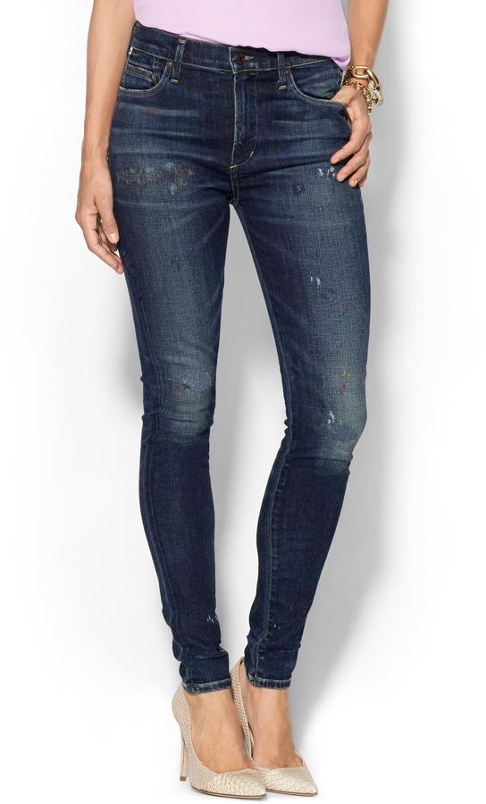 Citizens of Humanity Premium Vintage Rocket High Rise Skinny Jean