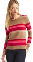 Gap Wide stripe crewneck sweater