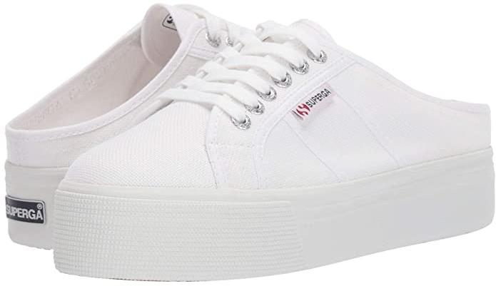 Superga 2284 COTW (White) Women's Shoes