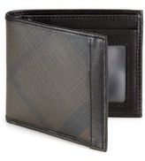 Burberry ID Billfold Wallet