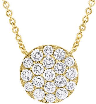 Diana M Fine Jewelry 14K 0.50 Ct. Tw. Diamond Necklace