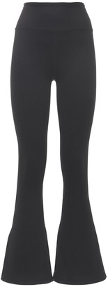 YEAR OF OURS Active Rib Flared Leggings