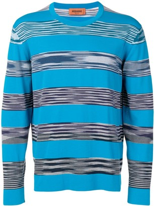 Missoni Multicoloured Striped Jumper