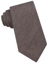 Calvin Klein Four in Hand Woven Silk Blend Tie